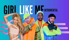 Black Eyed Peas, Shakira — «Girl like me»